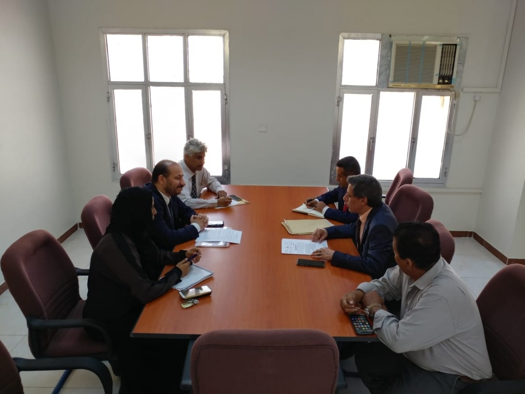Awaj and Ashool discuss technical education projects with Kuwaiti funding of about 60 million dollars