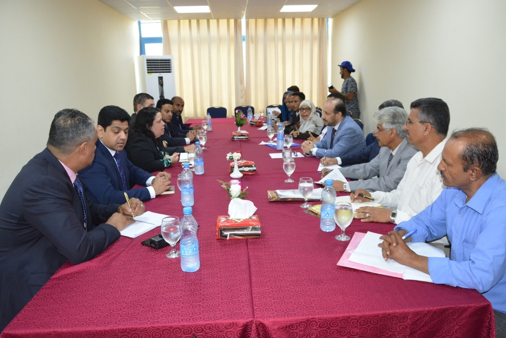 The implementation of UN projects, most notably the Urban Services Project, was discussed at 150 million dollars