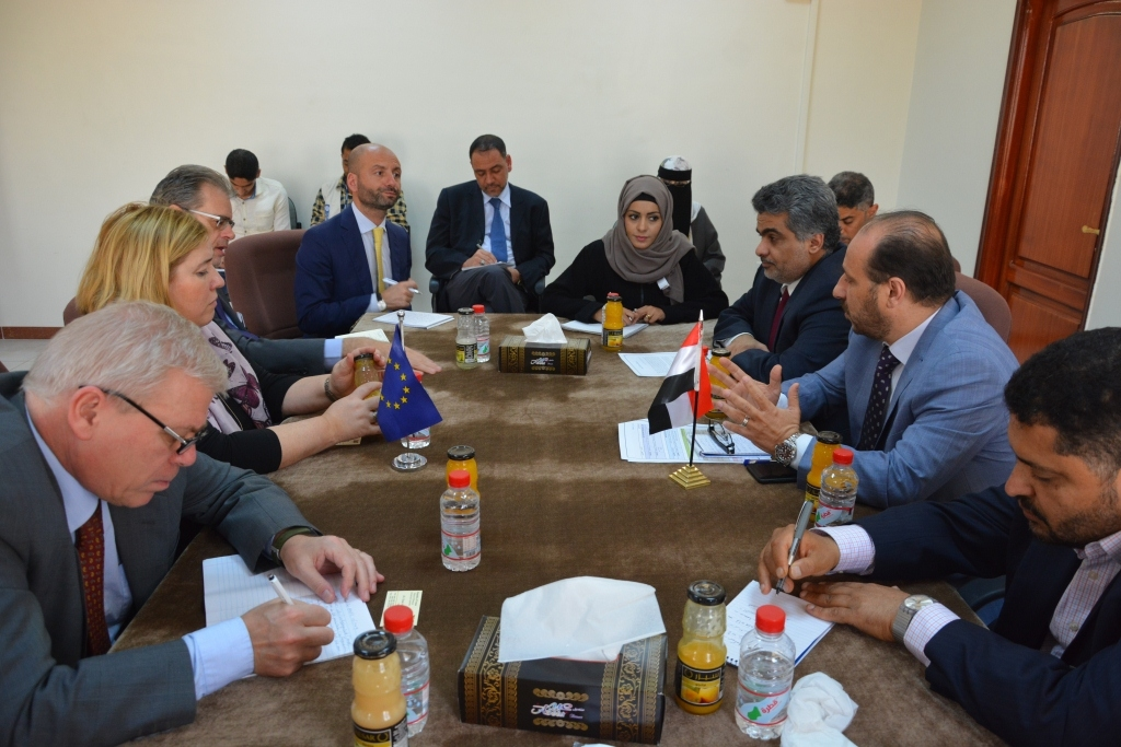 Minister of Planning stresses the importance of the role of the European Union as an integrated system to support Yemen